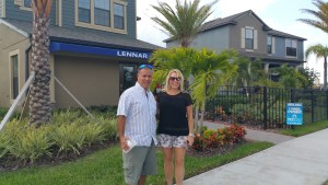 Kim Chirst Kanatzar Selling New Homes In Lakewood Ranch Florida