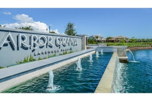 ARBOR GRANDE Lakewood Ranch Florida New Homes & Villas Community