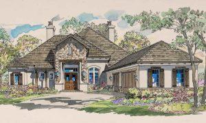Concession Subdivision Bradenton Florida New Master Home Community