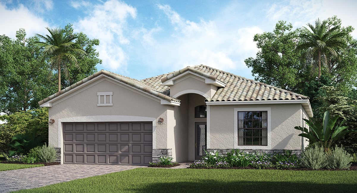 The Capri  Lennar Homes Bradenton & Lakewood Ranch Florida New Homes Communities