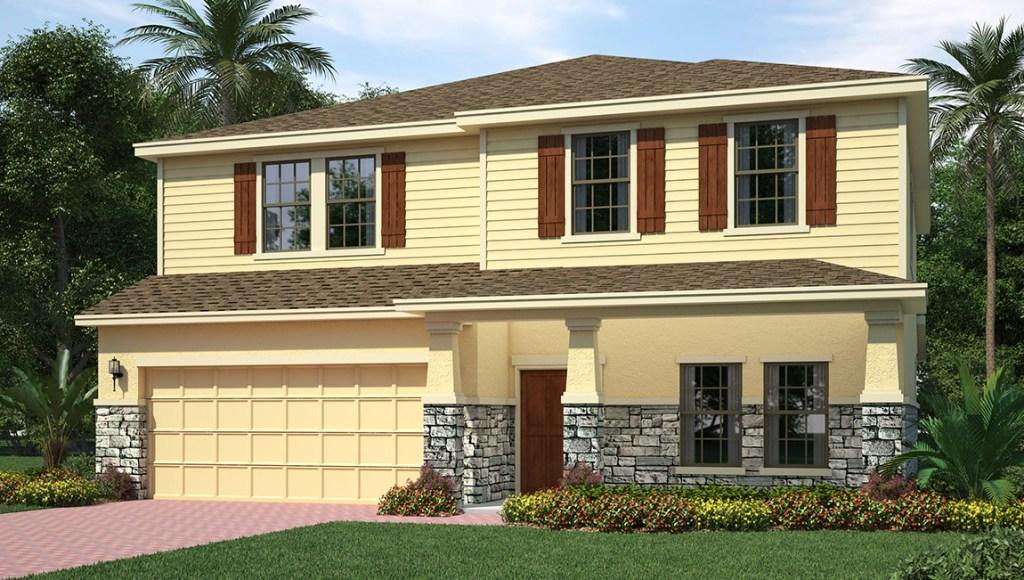 DR Horton Homes Apollo Beach Florida New Homes Communities