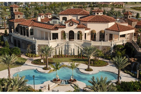 The Lake Club Lakewood Ranch Florida New Homes Communities