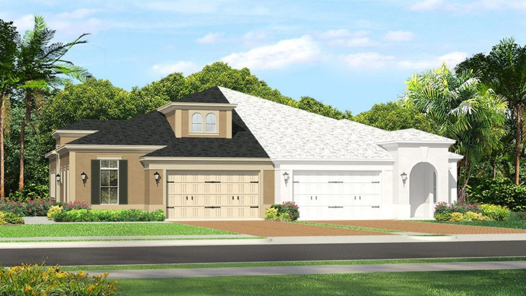 LAKEWOOD RANCH NEW VILLA HOMES COMMUNITIES