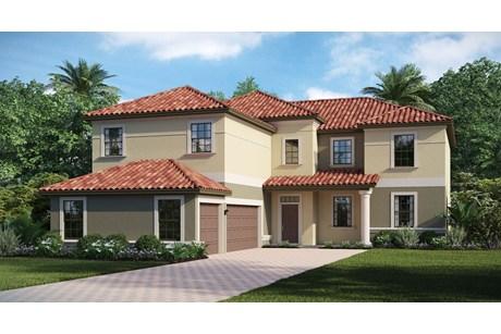 Land O Lakes Florida New Homes Communities