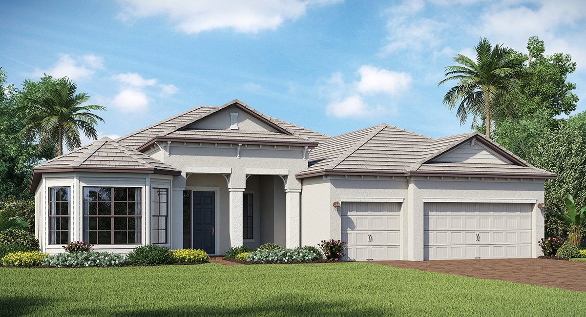 Manatee County Florida New Homes & Home Builders Communities