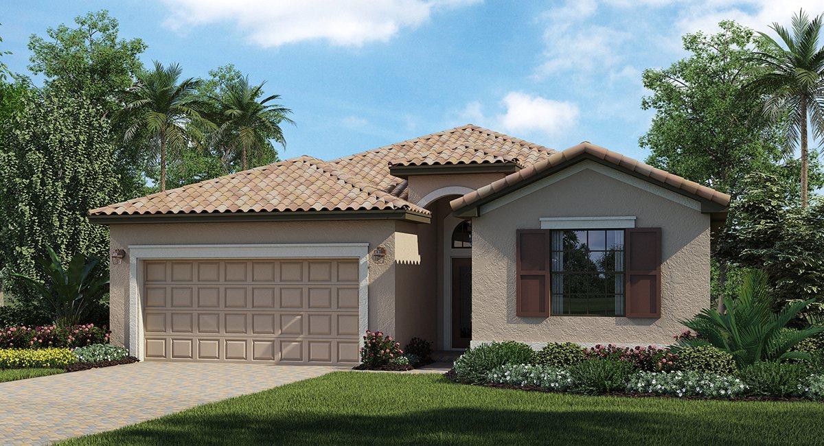 The Trevi Lennar Homes Bradenton & Lakewood Ranch Florida New Homes Communities
