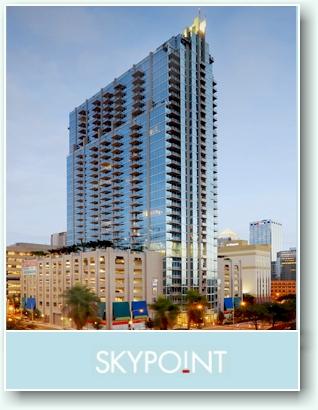 SKYPOINT  Condominiums Community Tampa Florida