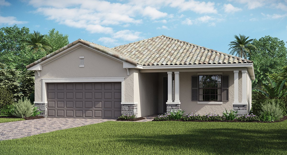 The Venice Lennar Homes Bradenton & Lakewood Ranch Florida New Homes Communities