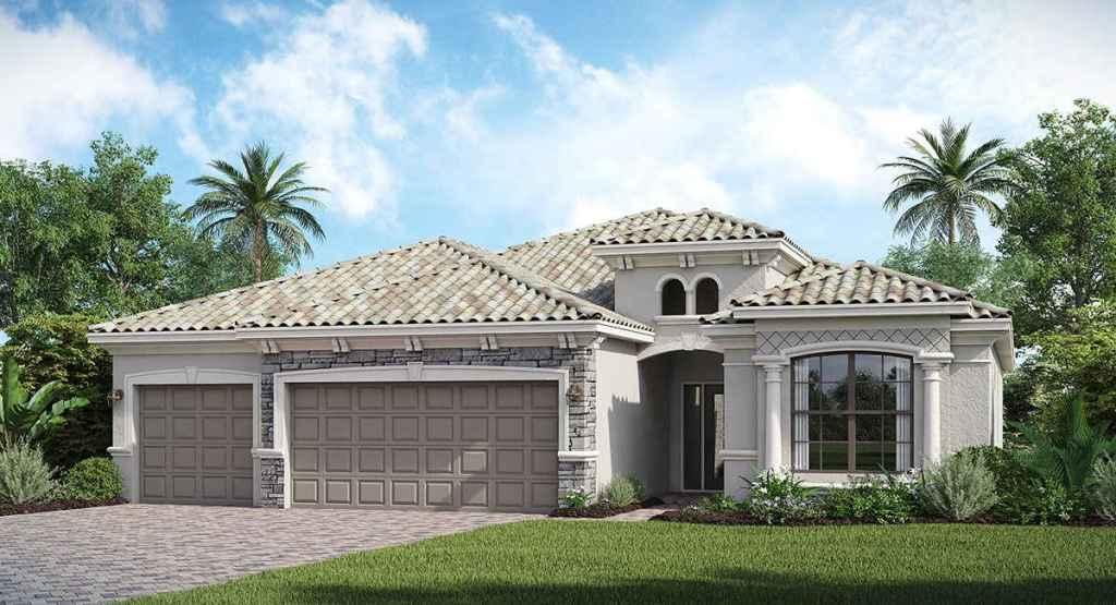 Copperleaf: The Princeton Lennar Homes Bradenton Florida New Homes Communities