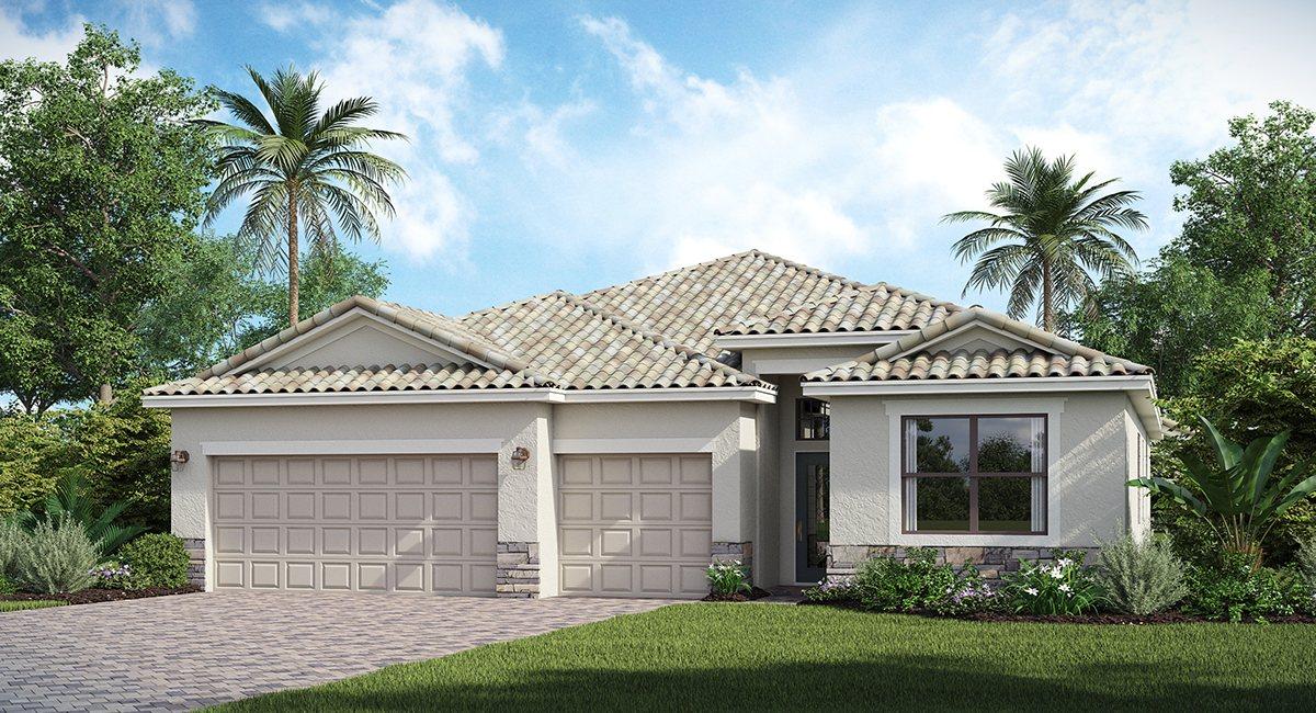 Copperleaf: The Tivoli Lennar Homes Bradenton  Florida New Homes Communities