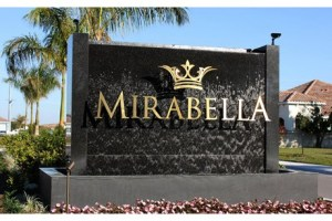 Map Search Mirabella  Bradenton Florida New Villas Homes Community