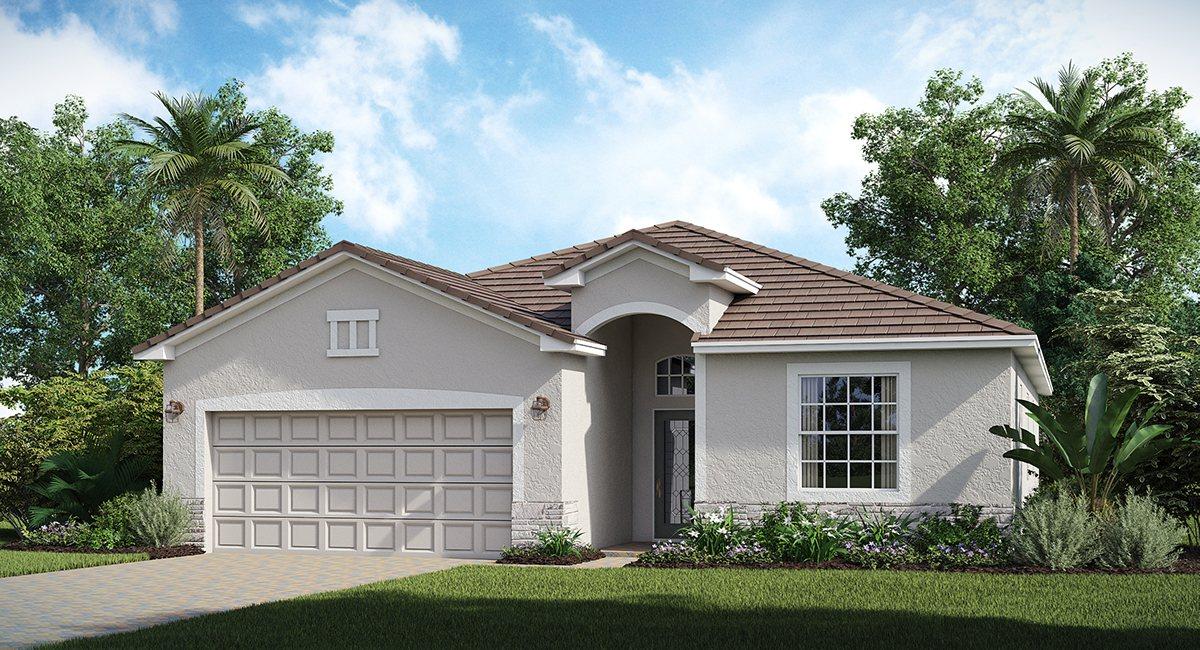 Polo Run: The Capri Lennar Homes Lakewood Ranch Florida New Homes Communities