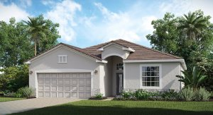 Polo Run: The Capri Lennar Homes Lakewood Ranch Florida New Homes Communities