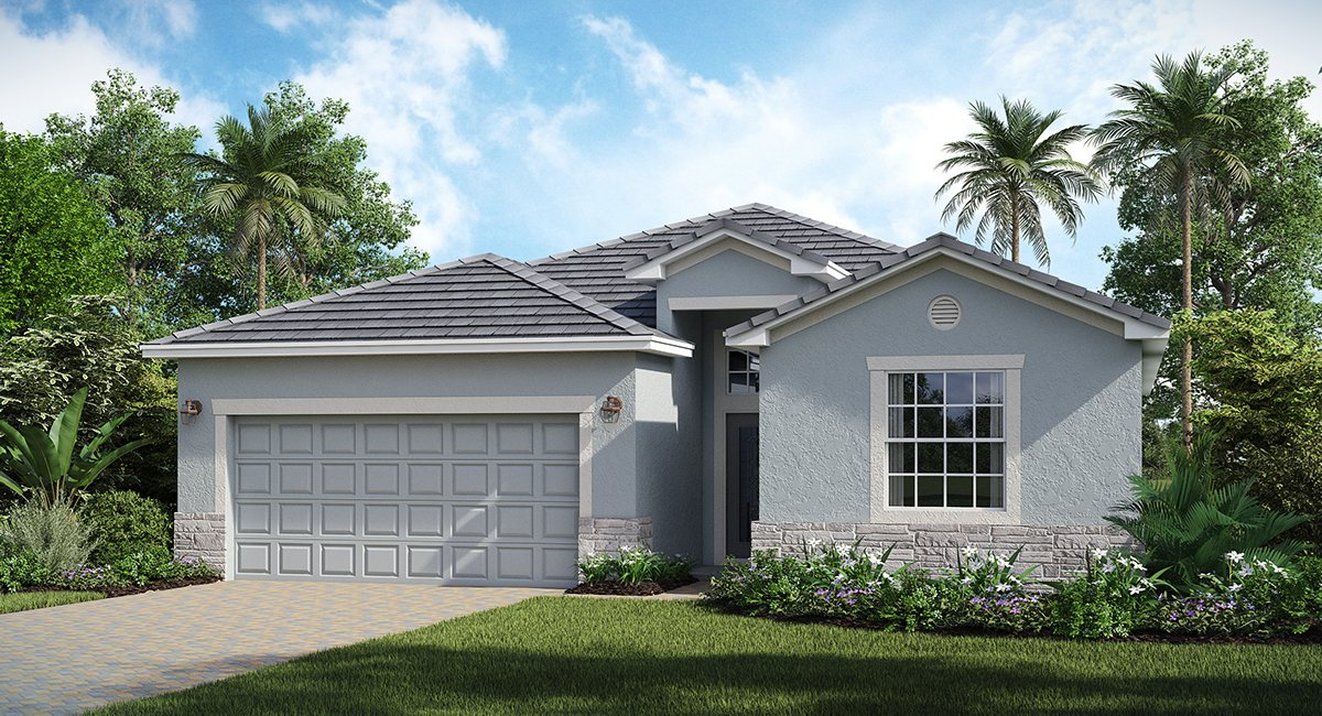 Polo Run: The Trevi Lennar Homes Lakewood Ranch Florida New Homes Communities