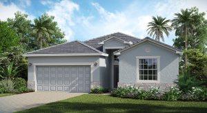 Polo Run: The Trevi Lennar Homes Lakewood Ranch Florida New Homes Communities