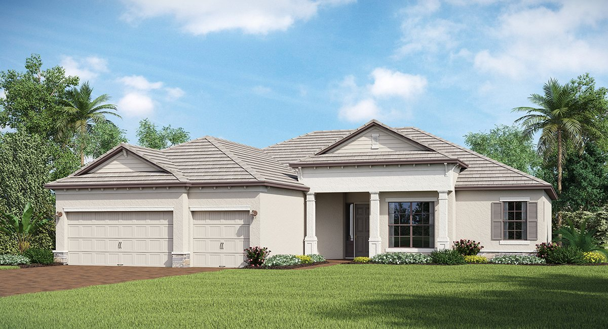 Polo Run: The Oakmont Lennar Homes Lakewood Ranch Florida New Homes Communities