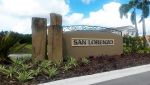 Map Search San Lorenzo Subdivision Bradenton Florida New Homes Community