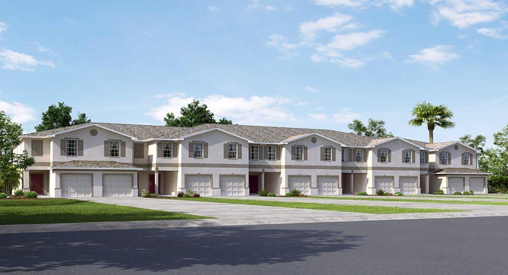 Brandon Pointe Lennar Homes & Townhomes Community