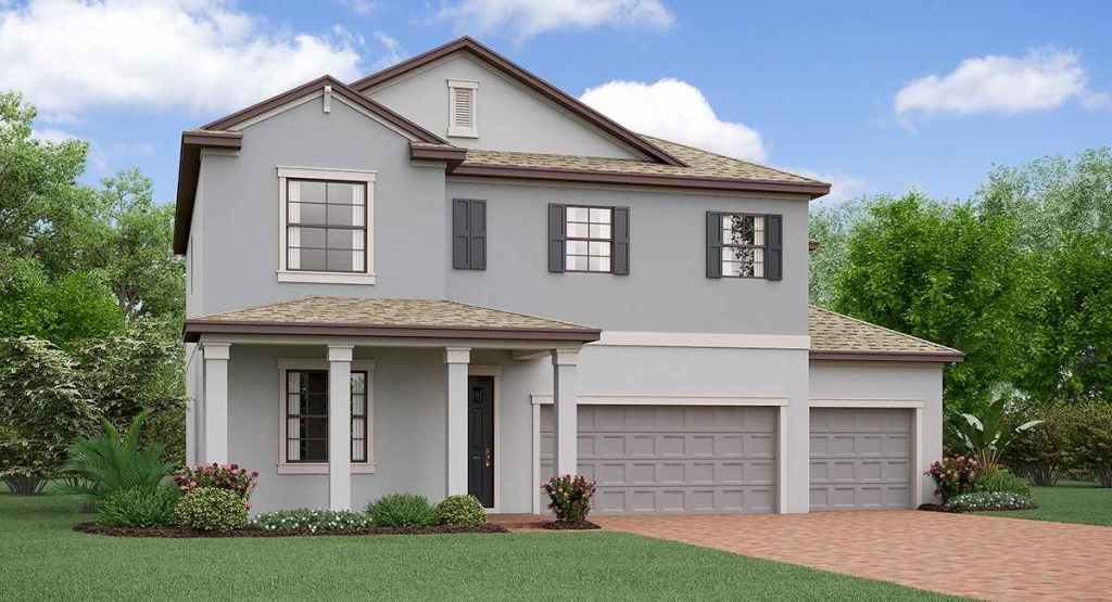 T​riple Creek​: The ​ ​Colorado​ ​Lennar Homes Riverview Florida New Homes Community