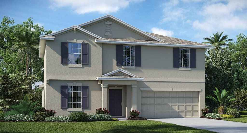 Hawks Landing Estates (50's) – American Dream Series Homes – Ruskin Florida New Homes Community