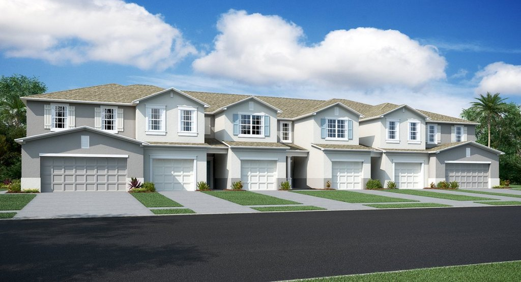 iverview Lakes Townhomes