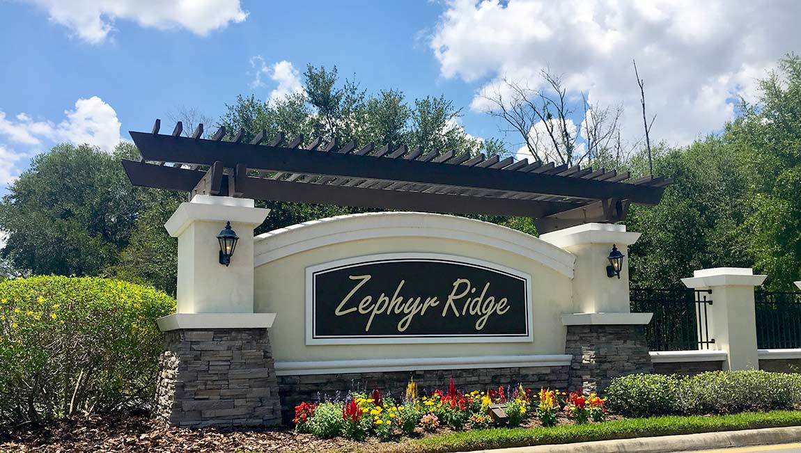 Zephyr Ridge Florida Real Estate | Zephyrhills Realtor | New Homes for Sale | Zephyrhills Florida