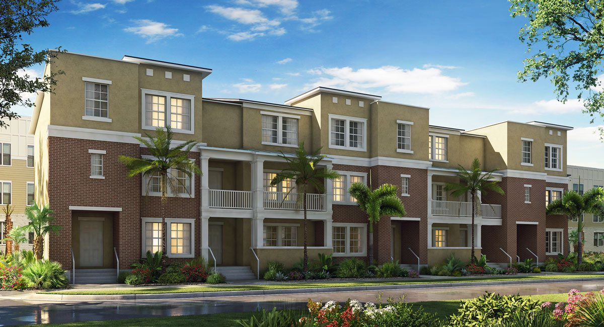 The Flagler Model By Lennar Homes | New Homes for Sale | Riverview Florida