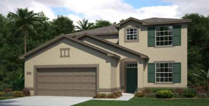 The Mayflower  Model By Lennar Homes | New Homes for Sale |  Riverview Florida & Tampa Florida