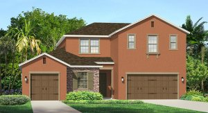 The Brentwood  Meadow Pointe  Wesley Chapel Florida Real Estate | Wesley Chapel Florida Realtor | Wesley Chapel Florida Home Communities