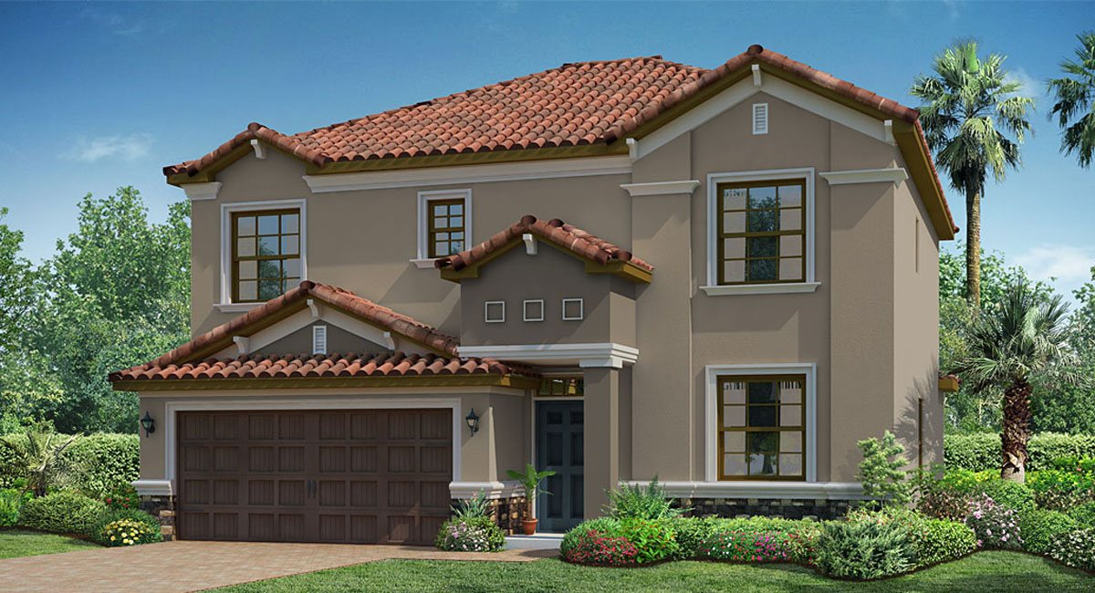 The Monaco Model By Lennar Homes Riverview Florida Real Estate | Ruskin Florida Realtor | New Homes for Sale | Tampa Florida