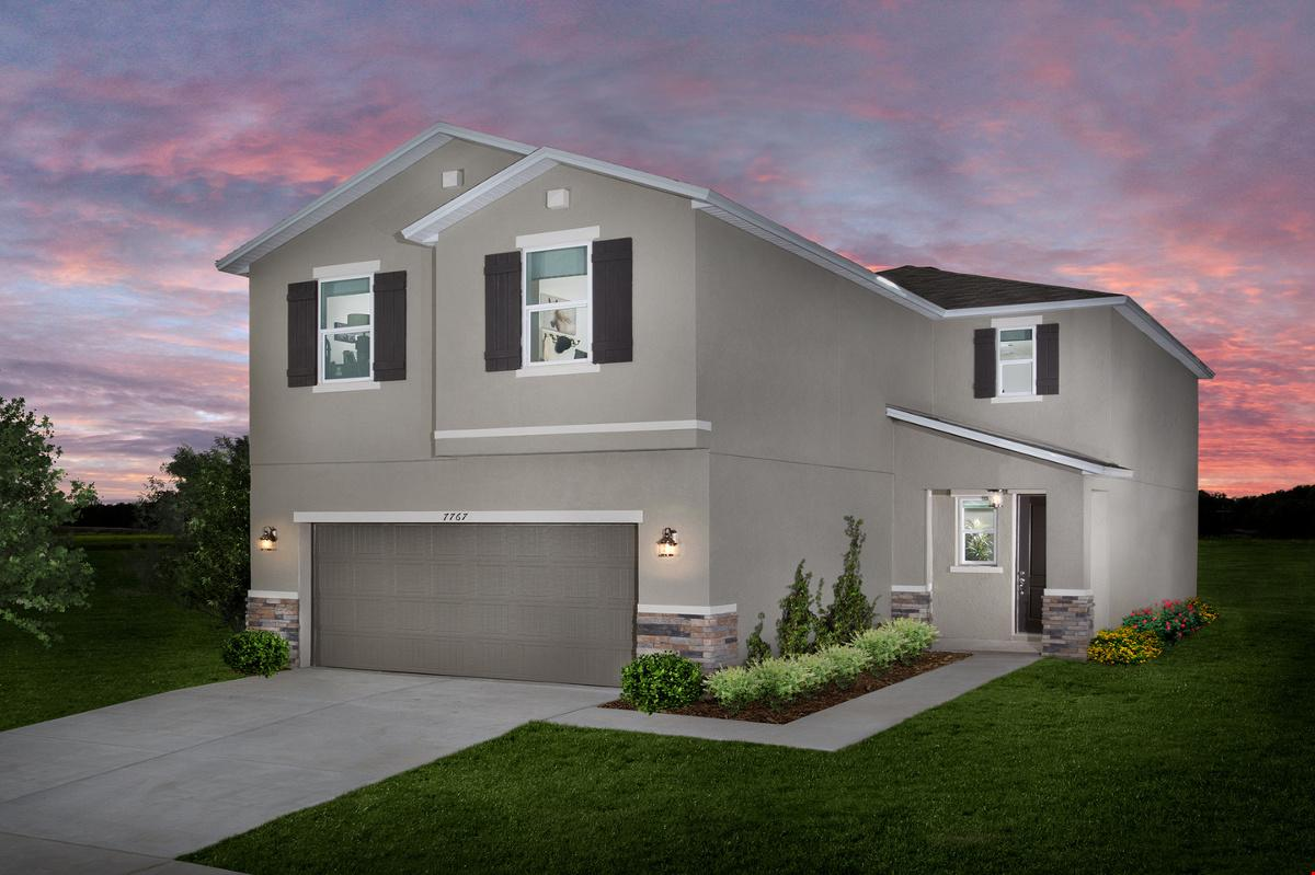 KB Homes New Homes Communities Riverview Florida