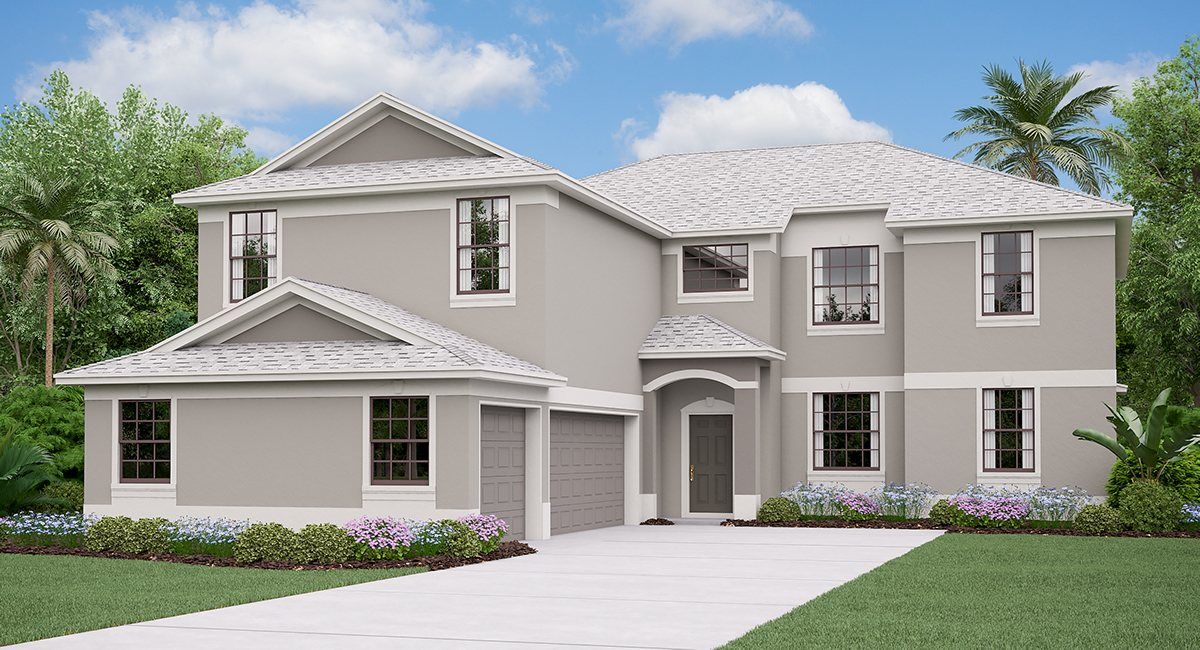 The Buckingham  Riverview Florida Real Estate   Riverview Realtor   New Homes for Sale   Riverview Florida