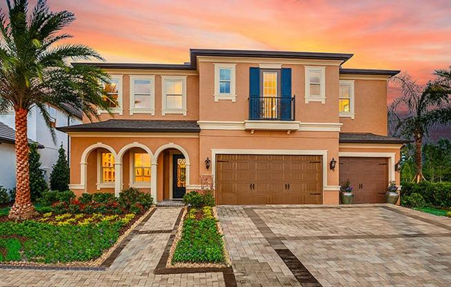 Cordoba Ranch New Home Community Lutz Florida
