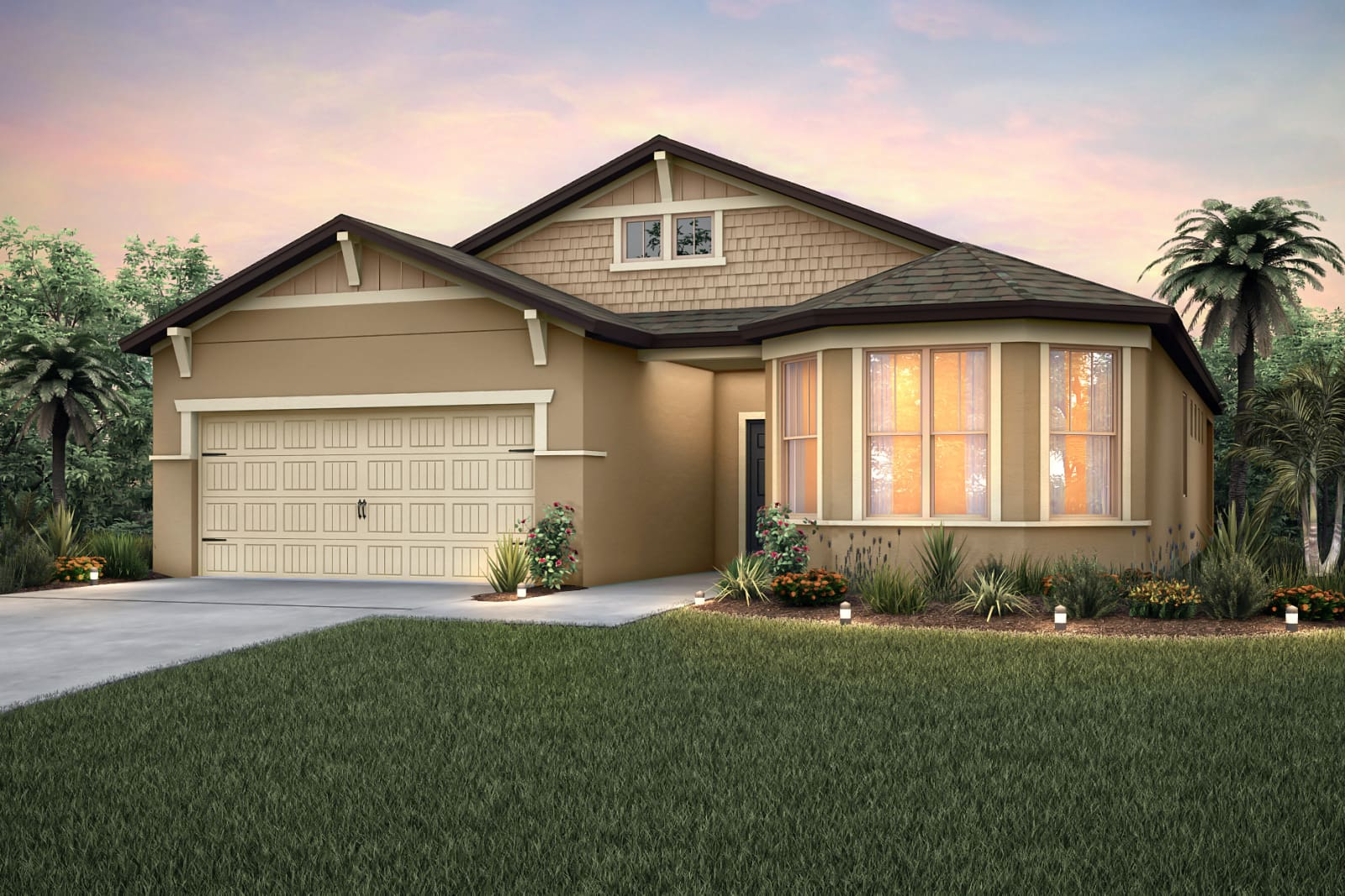 The Summerwood At  Ventana Riverview Florida Real Estate | Riverview Realtor | New Homes for Sale | Riverview Florida