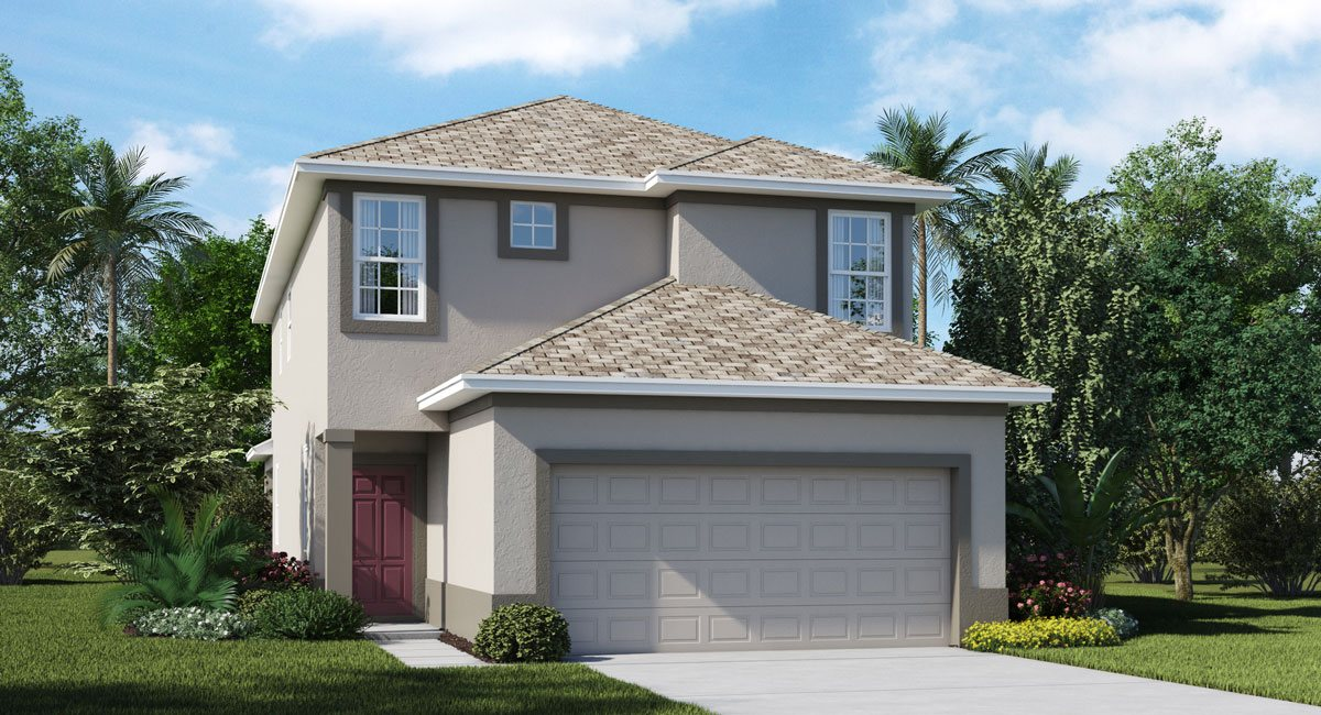 The Hemingway Model By Lennar Homes Riverview Florida Real Estate | Ruskin Florida Realtor | New Homes for Sale | Tampa Florida