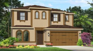 The Somerset II Model Lennar/WCI Homes Tampa Florida Real Estate   Ruskin Florida Realtor   Palmetto New Homes for Sale   Wesley Chapel Florida