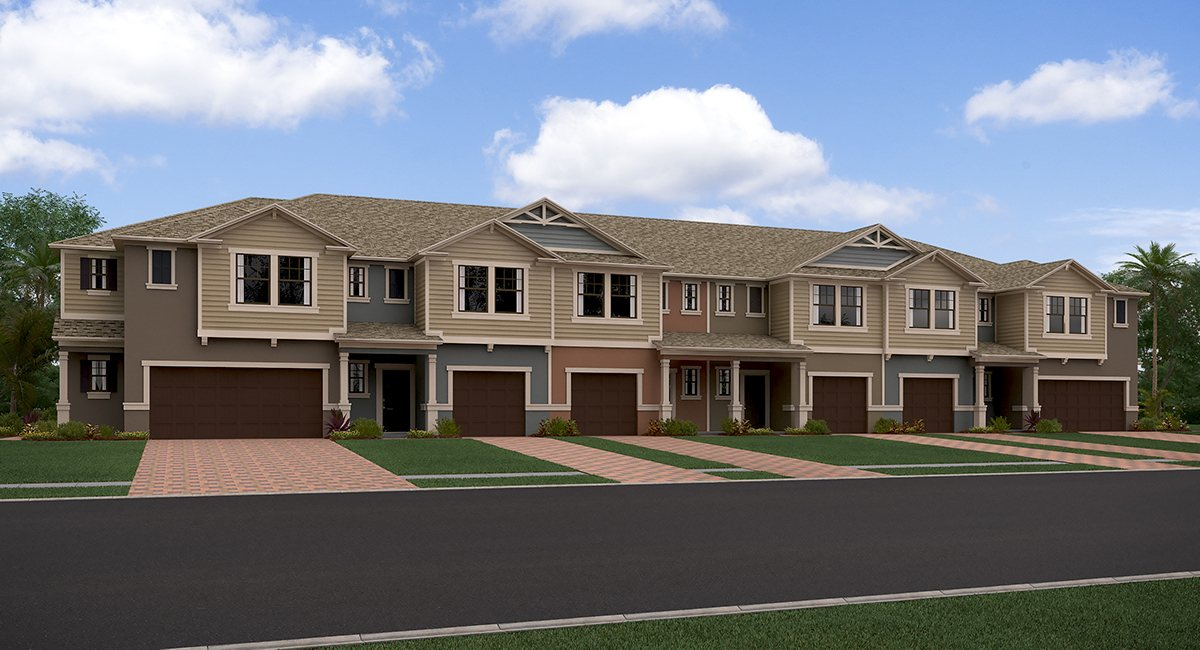 The Celeste Model Lennar Homes Tampa Florida Real Estate | Ruskin Florida Realtor | Palmetto New Homes for Sale | Wesley Chapel Florida