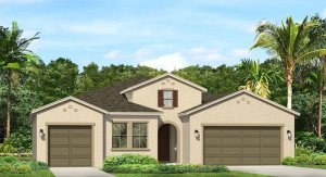 The Promenade at Lake Park New Home Community Lutz Florida