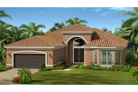 Valencia Del Sol in Wimauma FL by GL Homes