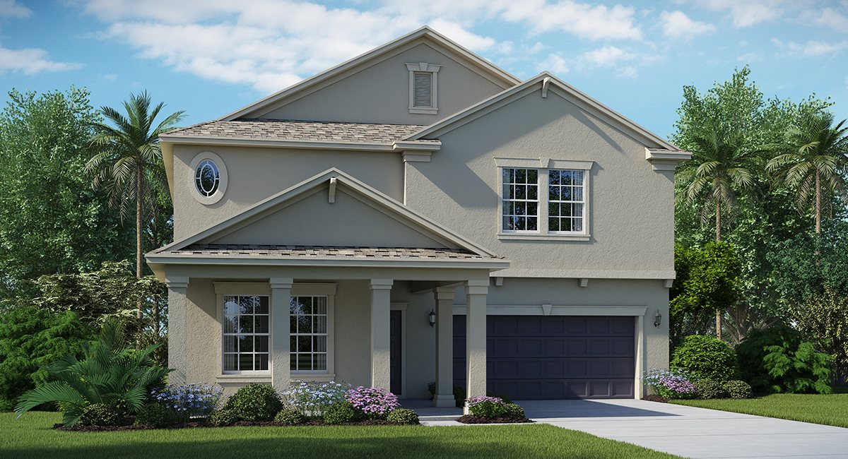 The Vermont Model By Lennar Homes Riverview Florida Real Estate | Ruskin Florida Realtor | New Homes for Sale | Tampa Florida