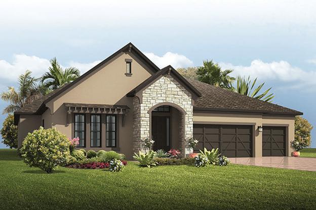 The Antigua | Cardel Homes | WaterSet Apollo Beach Florida Real Estate | Apollo Beach Realtor | New Homes for Sale | Apollo Beach Florida
