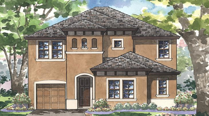 The BALLAST POINT II Homes By Westbay Triple Creek Riverview Florida Real Estate | Riverview Realtor | New Homes for Sale | Riverview Florida