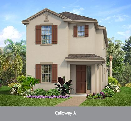 The Calloway  (WT) | Park Square Homes | WaterSet Apollo Beach Florida Real Estate | Apollo Beach Realtor | New Homes for Sale | Apollo Beach