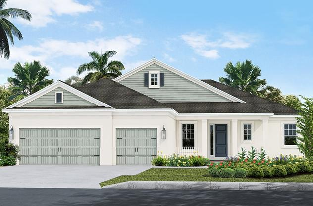 Canoe Creek New Home Community Parrish Florida