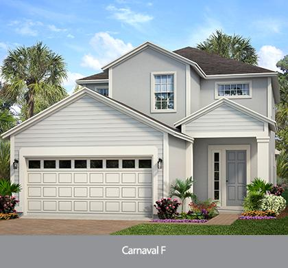 The Carnaval (WT) | Park Square Homes | WaterSet Apollo Beach Florida Real Estate | Apollo Beach Realtor | New Homes for Sale | Apollo Beach