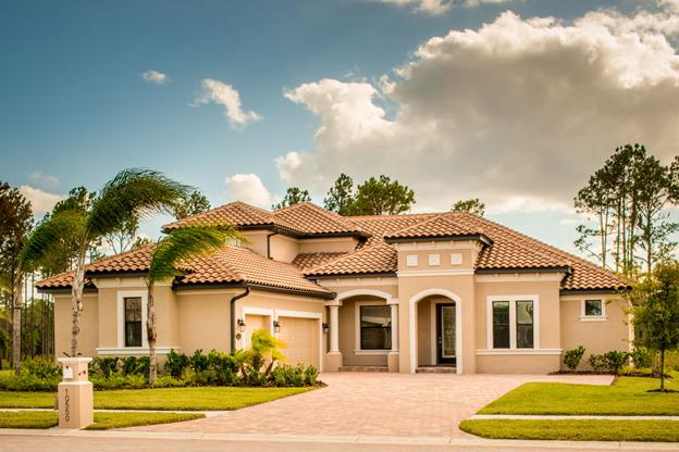 New Home Communities New Tampa Florida