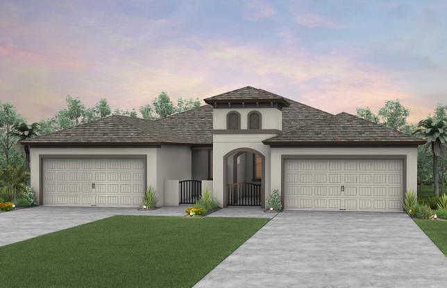 Cressida Plan  by Pulte Homes WaterSet  Apollo Beach Florida  Real Estate | Apollo Beach Realtor | New Homes for Sale | Apollo Beach Florida
