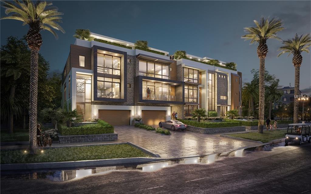 Davis Islands New Home Communities Tampa Florida