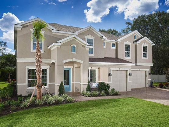 Lake Hanna Preserve  Lutz Florida Real Estate   Lutz Florida Realtor   New Homes for Sale   Lutz Florida New Home Communities