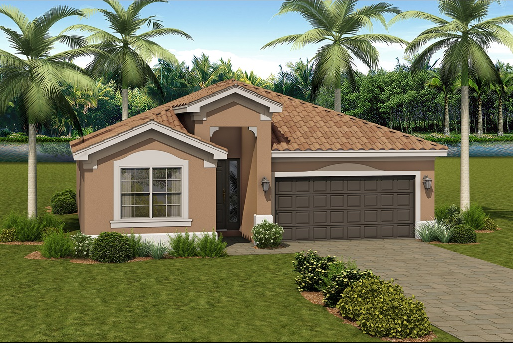 The Madrid House Model | The Vintage Collection at Valencia del Sol in Tampa, Florida